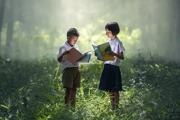 世界读书日 | 全美最新儿童阅读书单推荐,从幼儿园到高中全都有