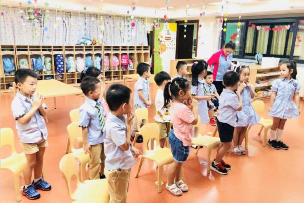 普林斯顿国际幼儿园开学准备(校园篇)