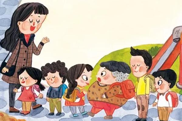 想让孩子在幼儿园过得更开心?几招就够了