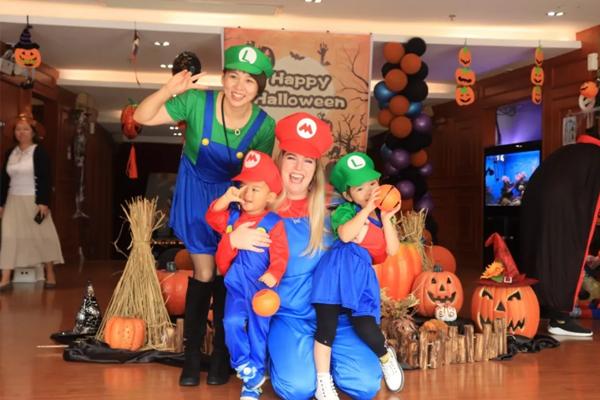 "Happy Halloween | PICLC ""妖"" 约不断,一起捣蛋"